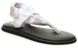 Sanuk Yoga Sling 2 Tie-Dye Flat Sandal