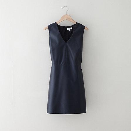 Steven Alan thia leather dress