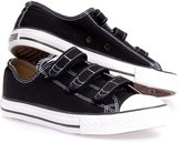 Converse Kids Youth Low Top 3 Strap Shoes 1