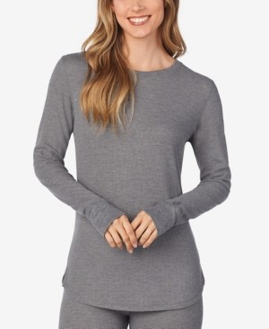 Cuddl Duds Stretch Thermal Long-Sleeve Top
