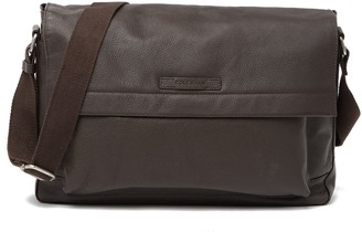 Cole Haan Leather Slouchy Messenger Bag
