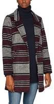 Scotch & Soda Maison Women's Bonded Wool Coat Jacket