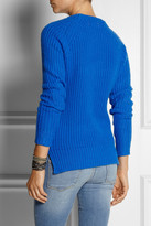 Chinti and Parker Chunky-knit cashmere sweater