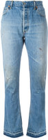RE/DONE Elsa bootcut jeans - women - Cotton - 25