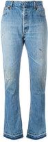 RE/DONE Elsa bootcut jeans