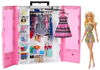 Mattel Barbie(R) Fashionistas(R) Ultimate Closet(TM) Doll & Accessory Set