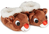 Baby Starters Newborn-6 Months Christmas Rudolph Booties
