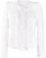 IRO Cropped Lace Jacket