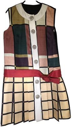 Prada Multicolour Silk Dresses