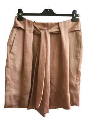 By Malene Birger Pink Polyester Skirts