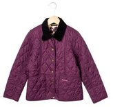 Barbour Girls' Quilted Jacket