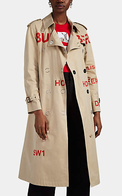 eddfa61afef7 Burberry Red Trench - ShopStyle