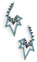 Azaara Spike Drop Earrings