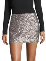 Bailey 44 Scene-Stealing Sequin Mini Skirt