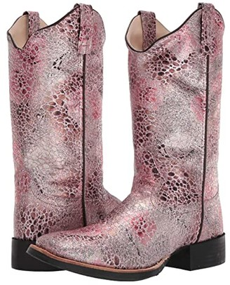Old West Boots Ruby