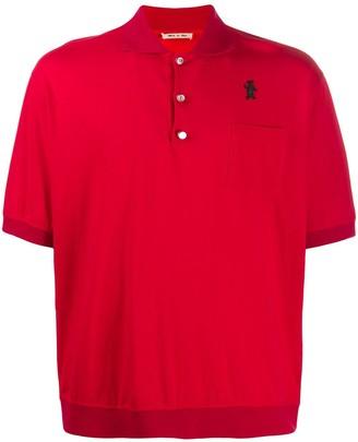 Marni Short Sleeved Polo Shirt