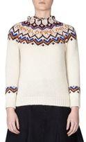 Loewe Wool Cashmere & Alpaca Sweater