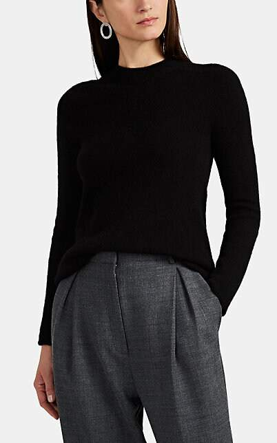 The Row Women's Rickie Cashmere Sweater - Black