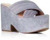 Sigerson Morrison Blanche Platform Slide Sandals - 100% Bloomingdale's Exclusive