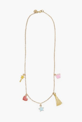 Country Road Charm Necklace
