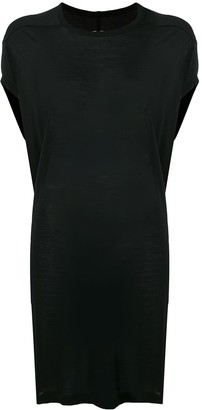 Rick Owens high low T-shirt dress