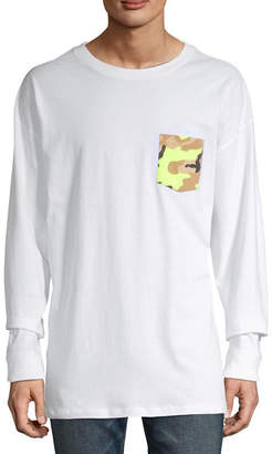 Arizona Long Sleeve Oversized T-Shirt