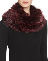 Jocelyn Fox Fur Convertible Scarf