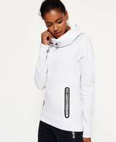 Superdry Gym Tech Cowl Hoodie