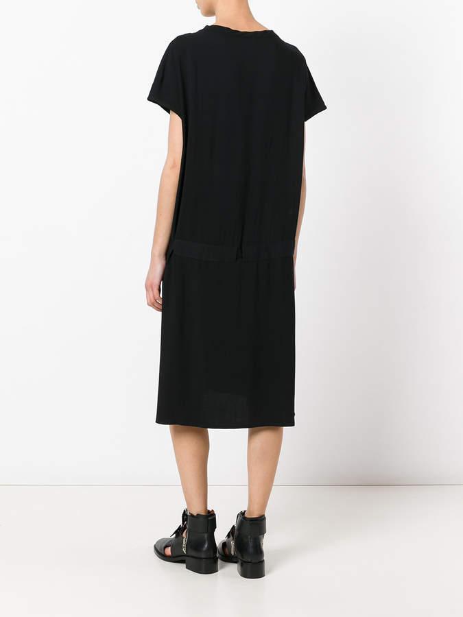 Ann Demeulemeester T-shirt midi dress