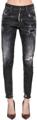 DSQUARED2 Skinny Dan Denim Pants