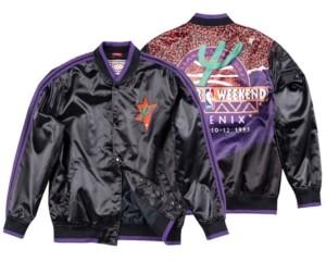 Mitchell & Ness Men's Nba All Star Fashion All Star Satin Jacket