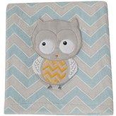 Lambs & Ivy Night Owl Happi by Dena Blanket by