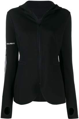 Pinko zip-up fitted jacket