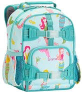 Pottery Barn Kids Pre-K Backpack, Mackenzie Aqua Mermaid