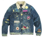 High Sherpa Denim Jacket