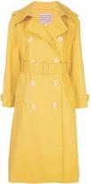 ALEXACHUNG Alexa Chung mid-length trench coat