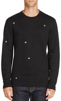 Obey Fly Embroidered Sweatshirt