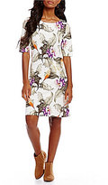 Tommy Bahama Palms of Persia Short Dress