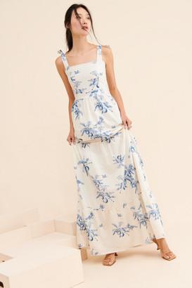 Agua Bendita Celestine Maxi Dress