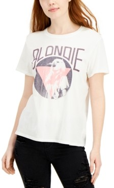 Junk Food Clothing Blondie Relaxed Crewneck T-Shirt