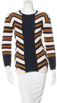 Burberry Striped Knit Sweater