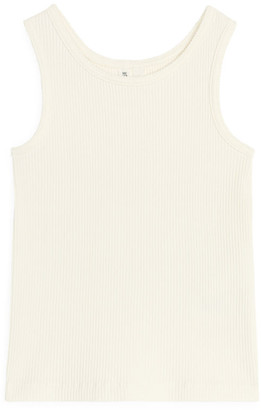 Arket Ribbed Tank Top