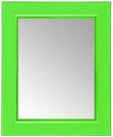 Kartell Francois Ghost Mirror Small - Bottle Green