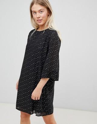 Moves By Minimum spot Shift Dress