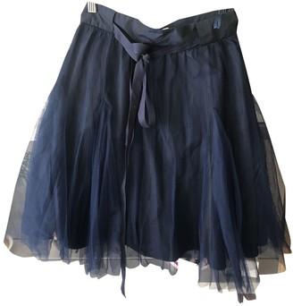 Repetto Black Cotton - elasthane Skirt for Women