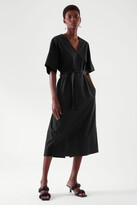 Thumbnail for your product : Cos Belted Kaftan Dress