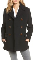 Kate Spade Women's Wool Blend Peacoat