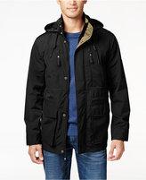 Andrew Marc Men's Big & Tall Detachable-Hood Full-Zip Field Jacket