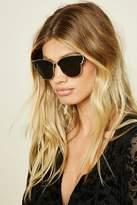 Forever 21 Browline Sunglasses