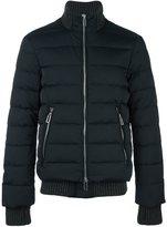 Emporio Armani zip up down jacket
